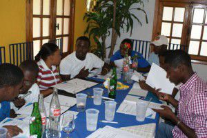 LFF Entrepreneurial Initiative Training in Haiti