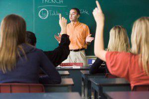 Language teacher