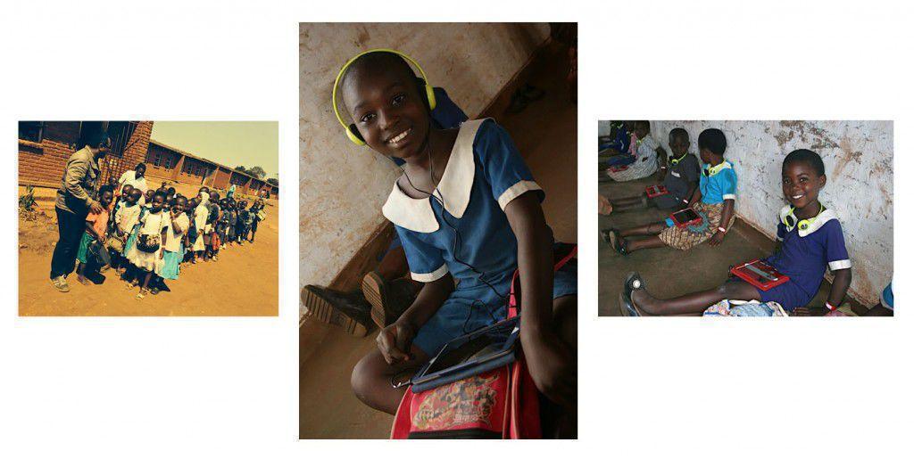 Children in the Masamu evaluation, Lilongwe