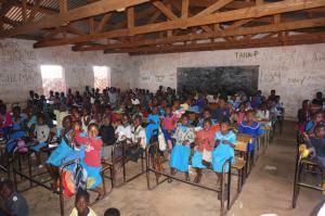 Ngwenya school, Lilongwe, Malawi