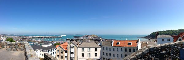 Guernsey panorama