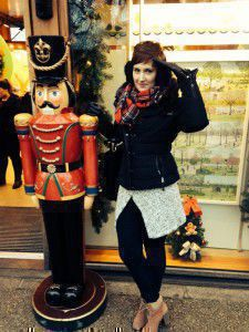Ioana in London