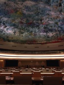 Conference Room XX designed by Miquel Barceló