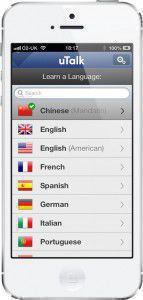 uTalk - the free language learning app from EuroTalk