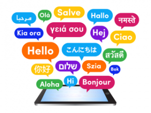 Learn a language with uTalk