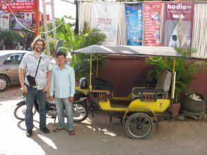 Thai tuktuk