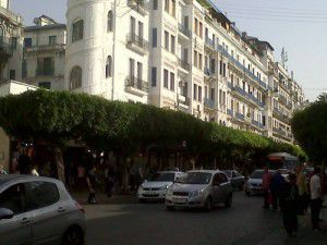 Algiers city centre