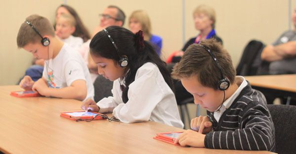 EuroTalk Junior Language Challenge 2014