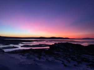 Twilight in Iceland