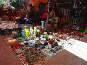 Street Market in Xi'an