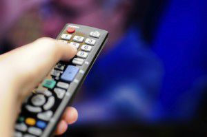 Watching TV is a great way to learn a language