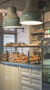 Swedish pastries in Stockholm