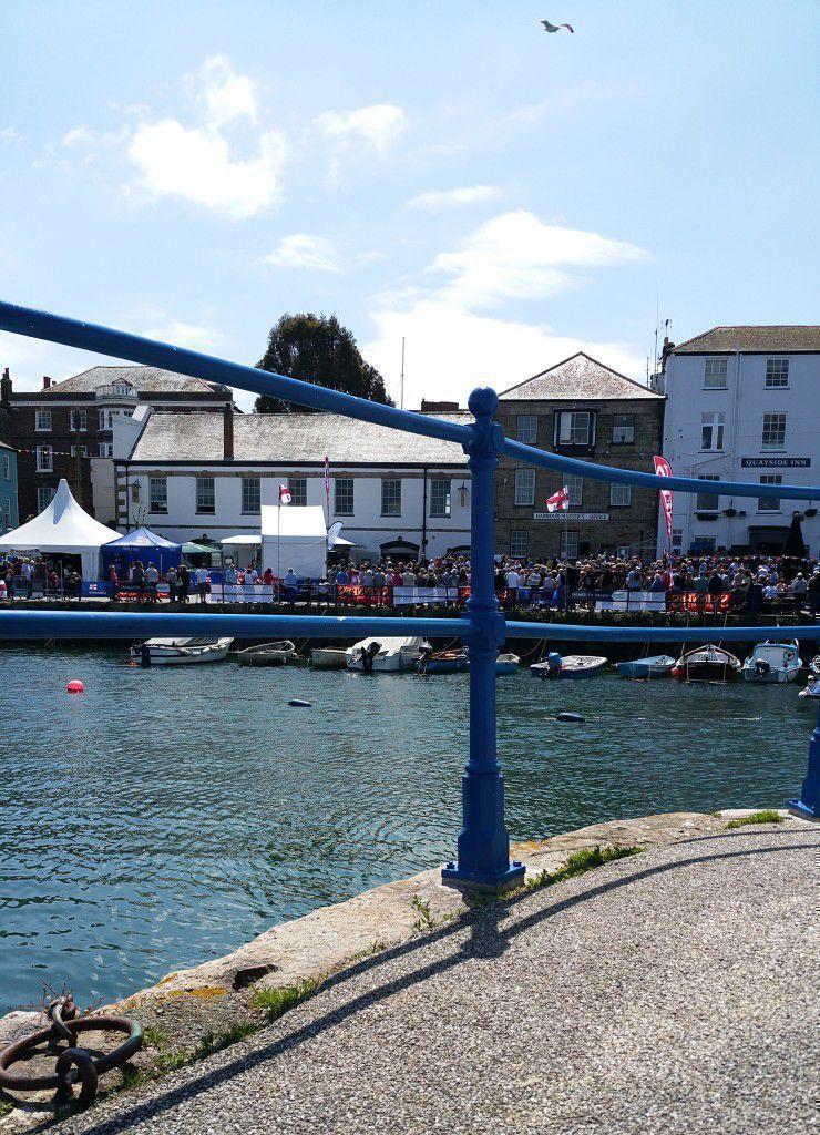 Sea shanty festival, Falmouth