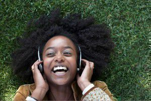 Learn a language by listening to music