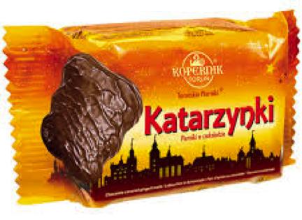 Katarzynki, Polish snack