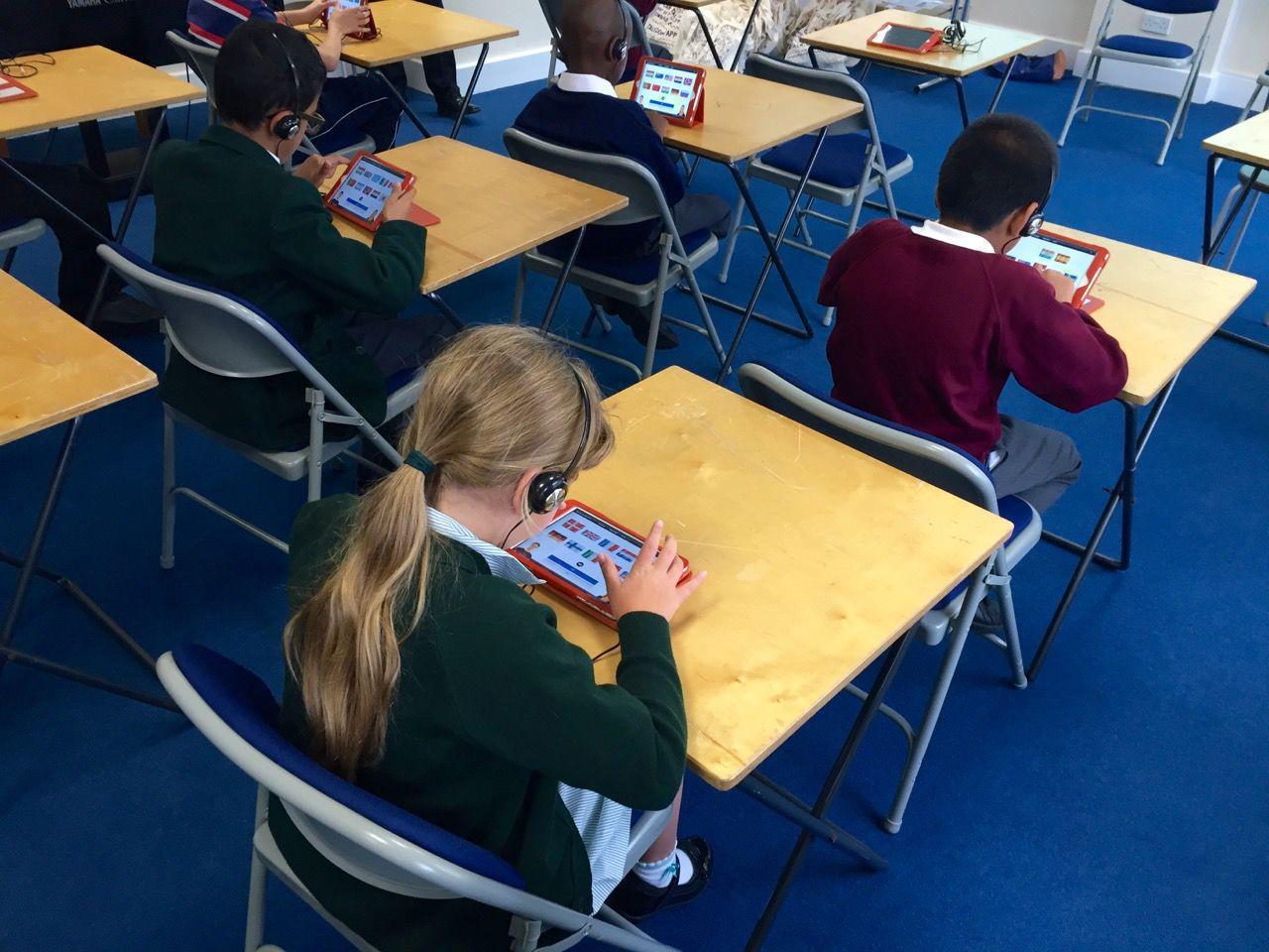 London North semi-final at Berkhamsted Prep School