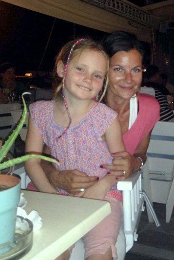 Jen and Grace
