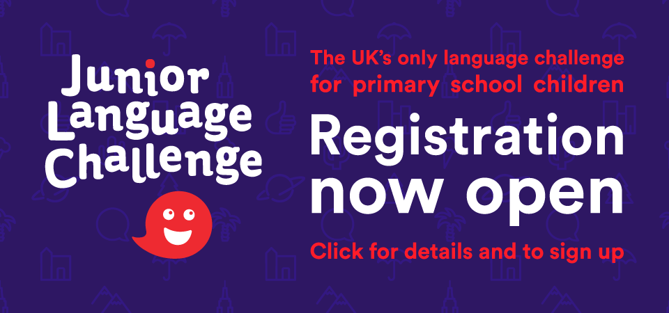 Junior Language Challenge!