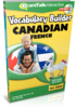 Aprender Francés canadiense - Vocabulary Builder Francés canadiense