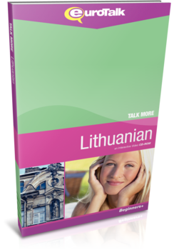 Learn to speak lithuanian cd