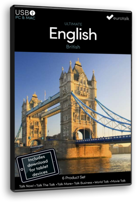 Ultimate Set English (British)