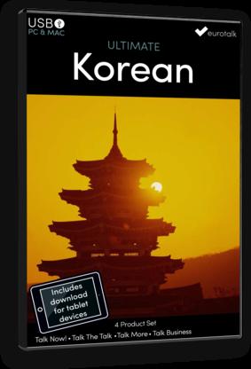 Ultimate Set Korean