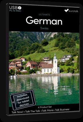 Ultimate Set German (Swiss)