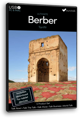 Ultimate Set Berber (Tarifit)