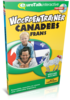 Woordentrainer  Canadees Frans