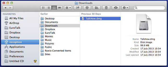 ixf how to download on mac